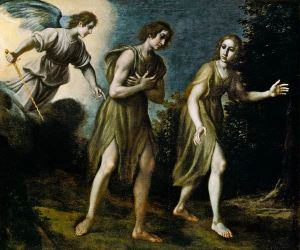 Adam and Eve Expulsion