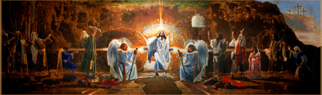 Resurrection by Ron Dicianni